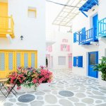 Single reis Griekenland